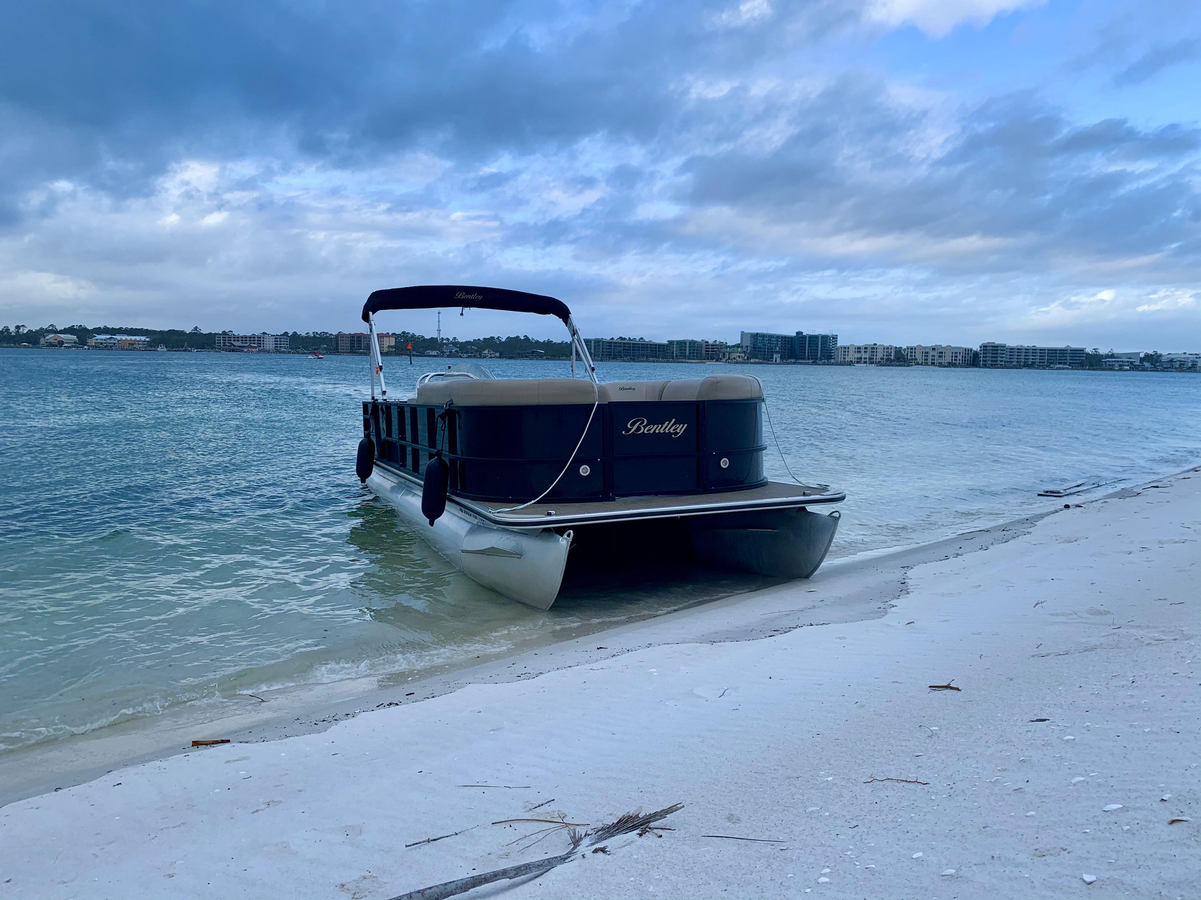 pontoon rentals orange beach alabama